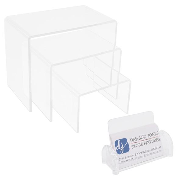 Counter Top Acrylic Displays