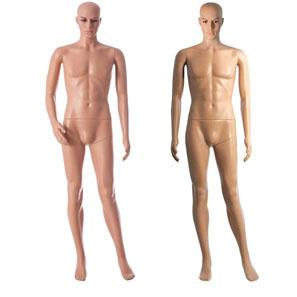 Fleshtone Male Mannequins