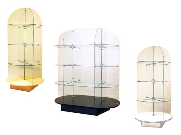Glass Merchandisers