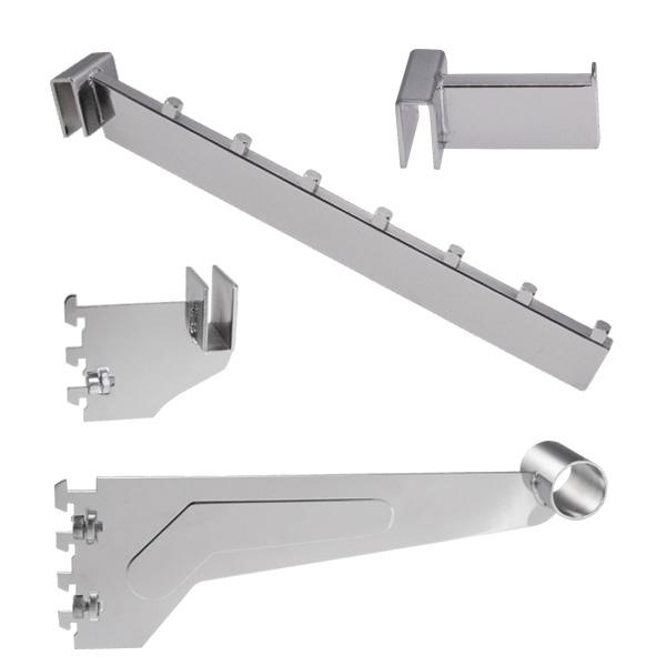 Hangrail, Brackets And Hangrail Hooks
