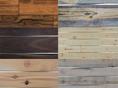 Wood - Light Grains