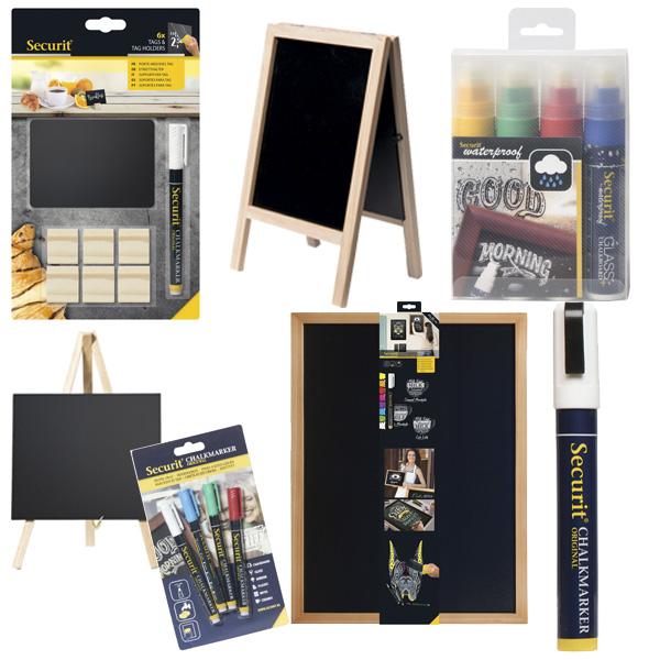 Chalkboards & Markers
