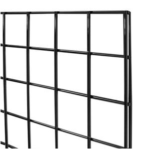 Black Grid Panels
