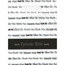 Thank you Die Cut