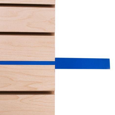 Slatwall Tape Insert-Blue