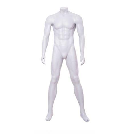 Headless Male Mannequin- Eric01