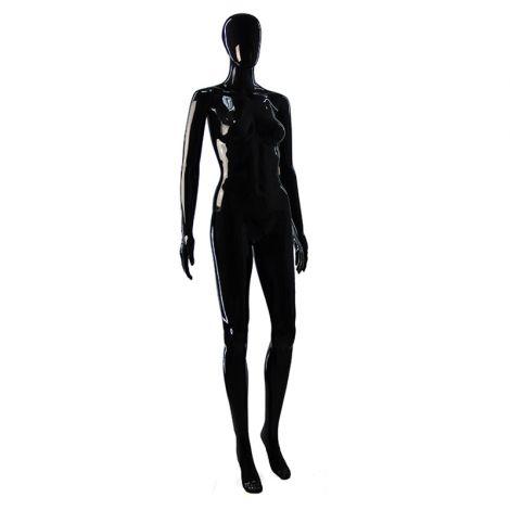 Gloss Female Mannequin- Black