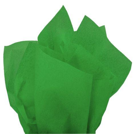 Festive Green Tissue