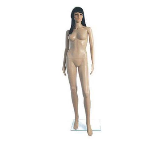 Female Plastic Mannequin Fleshtone F2