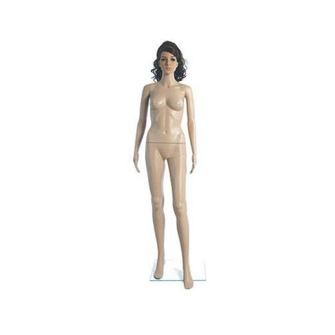 Female plastic mannequin Fleshtone F5