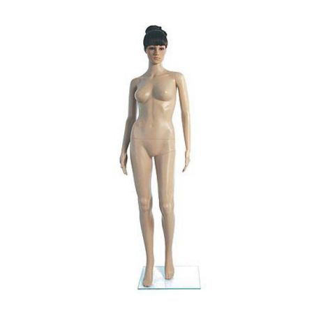Female Plastic Mannequin Fleshtone F7