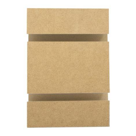 Slatwall Panel - Paint Grade