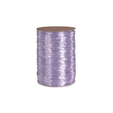 Pearlized Lavender Raffia