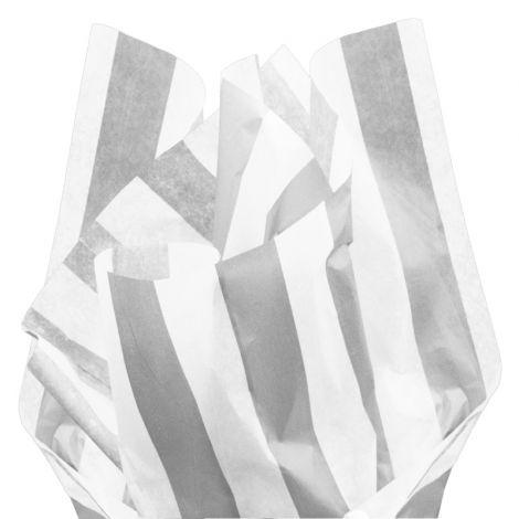 Silver Rows Tissue